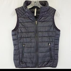 Fabletics puffer vest